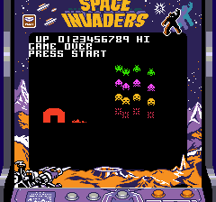 Expensive Space Invaders Tileset